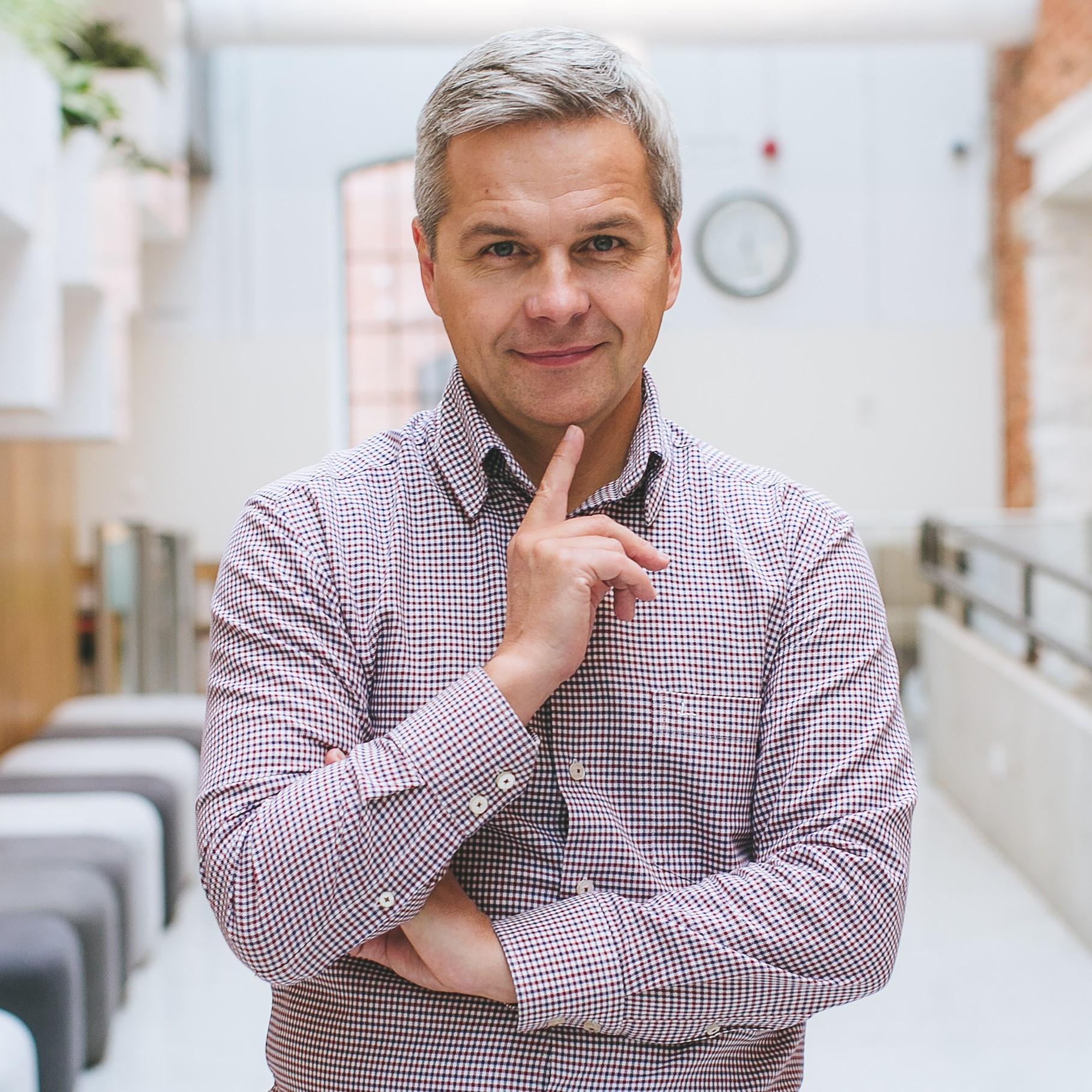 Tomasz Plata w Startup My Way